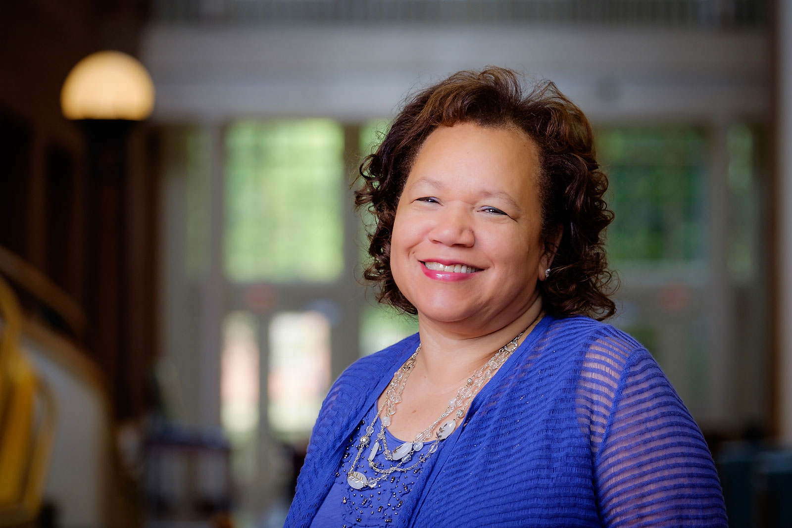 A Salute To Wanda Brown Zsr Library
