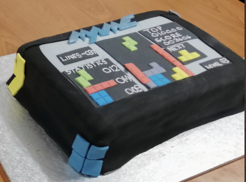 world digital preservation day cake