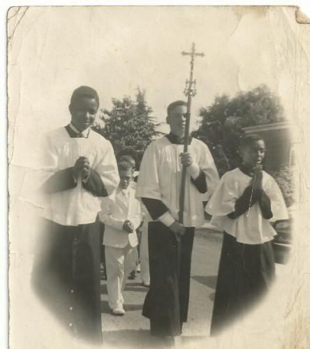 St Benedict The Moor Catholic Church Winston Salem Nc