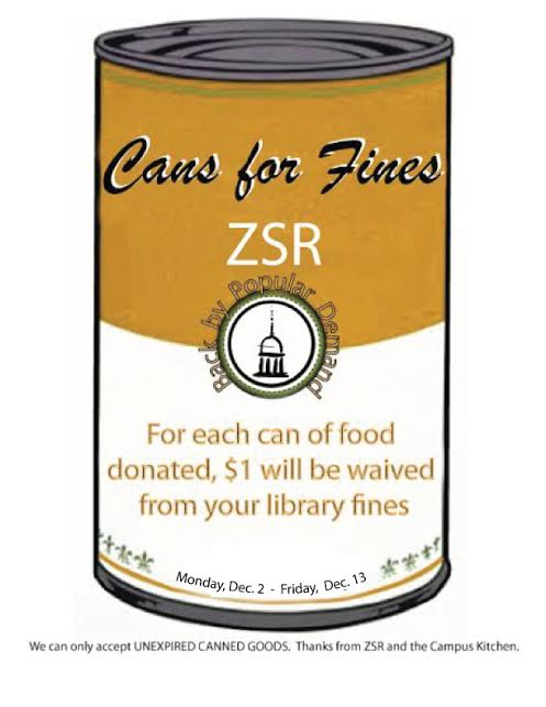 Cans for Fines