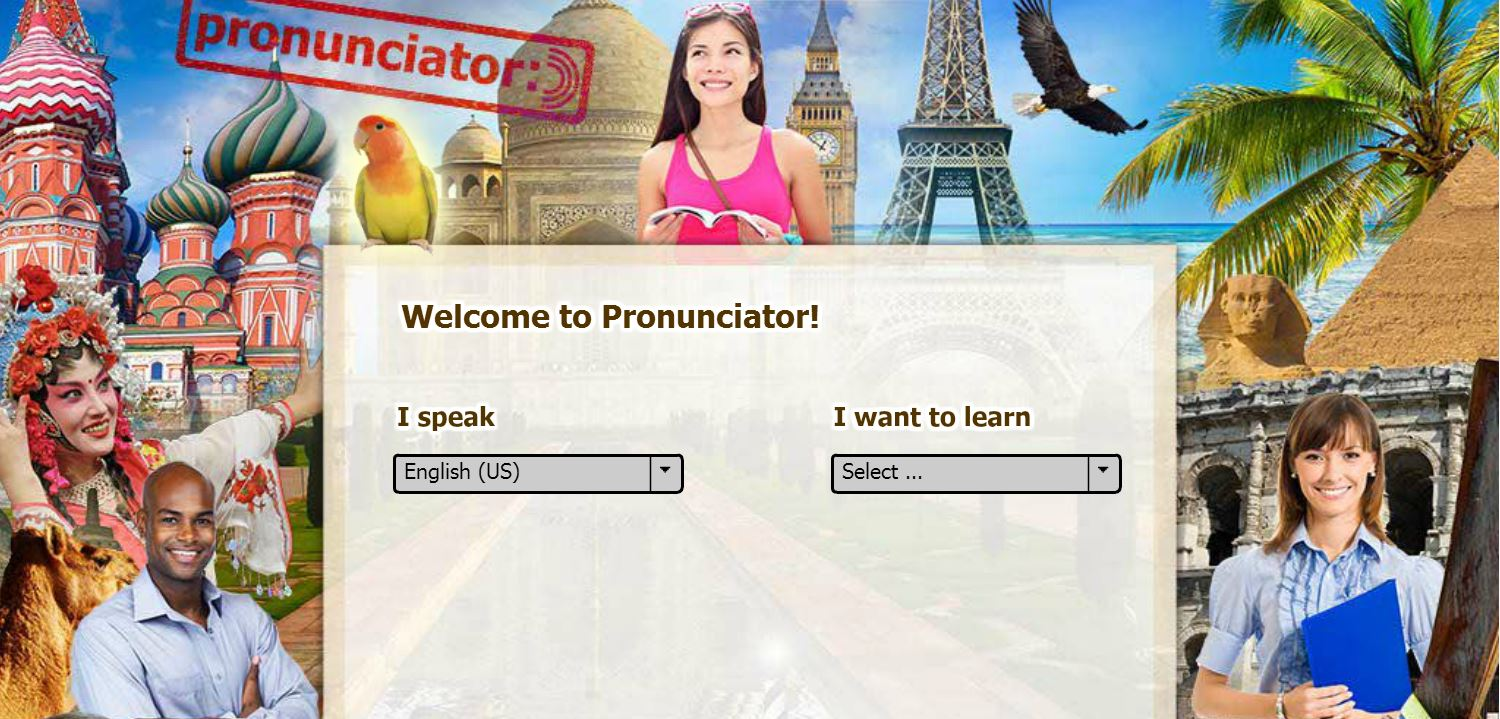 Prepare For Your Semester Abroad With Pronunciator And