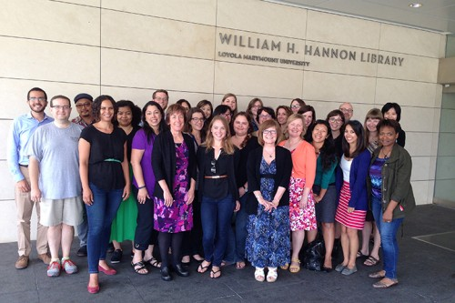 2014 Institute for Research Design in Librarianship Scholars, Instructors, and PIs