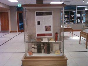 Hemingway exhibit information