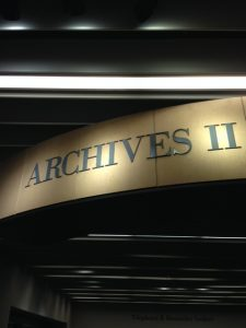 Archives II