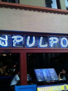 Mariscos El Pulpo