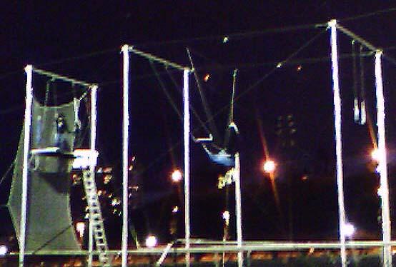 Trapeze school